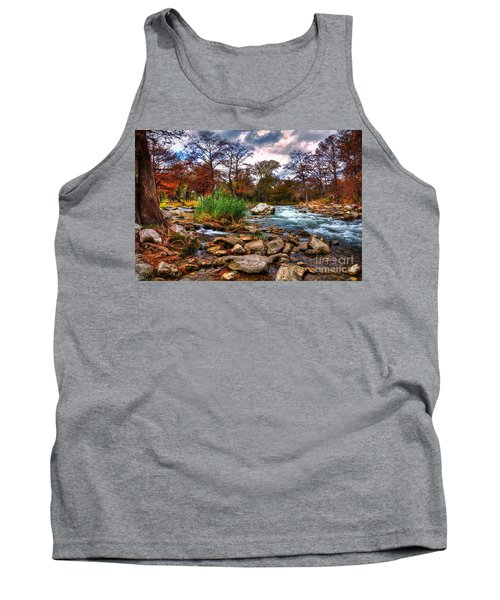 Guadalupe In The Fall Tank Top