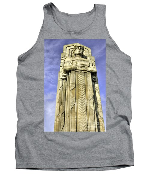Guardian Of Traffic - 5 Tank Top