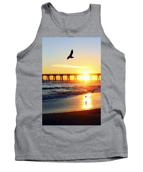Guardians Of The Gulf Tank Top