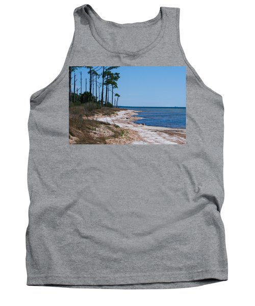 Gulf Island National Seashore 2 Tank Top