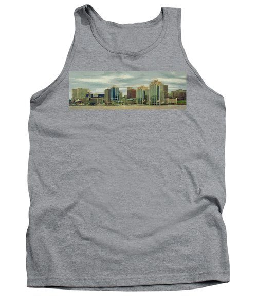 Halifax From The Harbour Tank Top