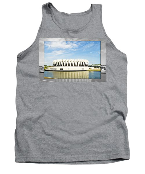 Hampton Coliseum Tank Top
