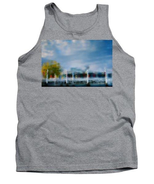 Harbor Reflections Tank Top