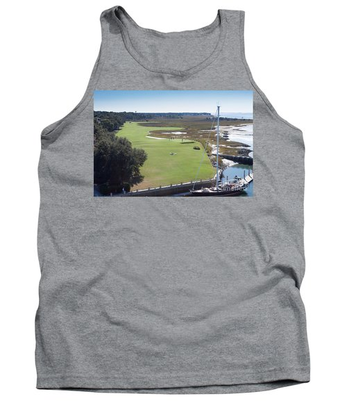 Harbourtown Golf Course 18th Hole Tank Top
