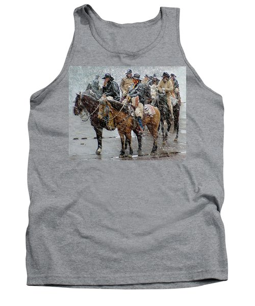 Hashknife Pony Express Tank Top
