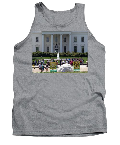 Tank Top featuring the photograph Have A Nice Doomsday by Ed Weidman