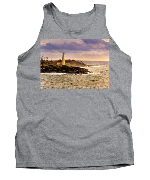 Hawaiian Lighthouse Tank Top