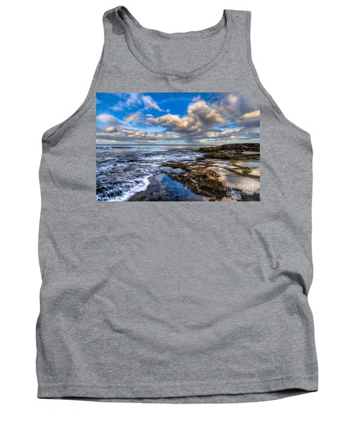Hawaiian Morning Tank Top