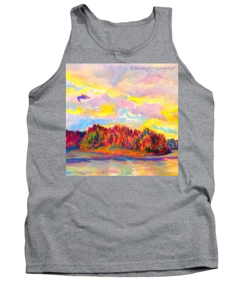A Perfect Idea Of Freedom And Flight Tank Top