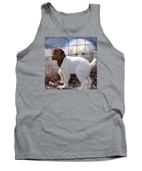 He Watches Over Me Tank Top by Nava Thompson