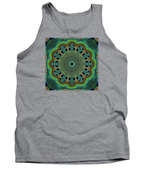 Healing Mandala 19 Tank Top