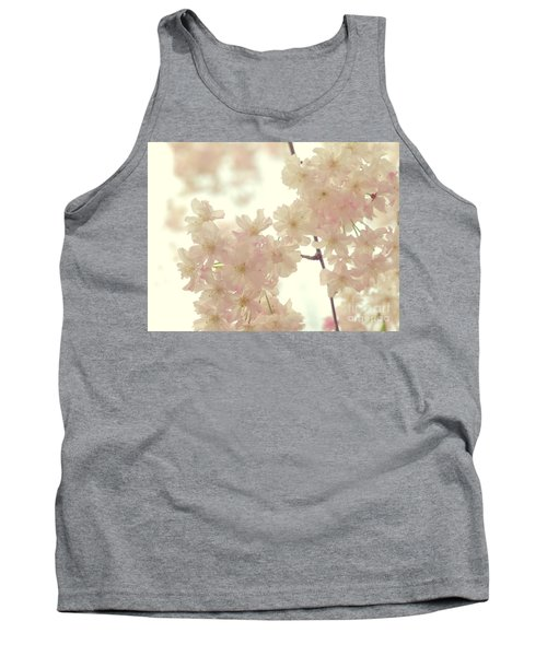 Tank Top featuring the photograph Heavenly... by Rachel Mirror