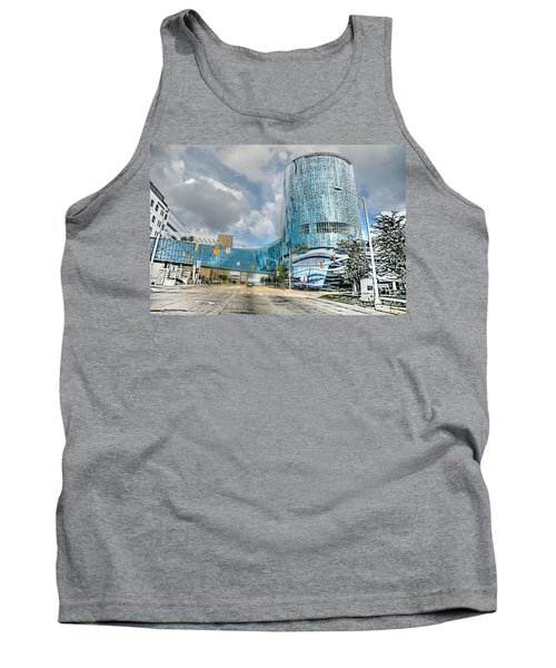 Tank Top featuring the photograph Helen Devos Hospital by Robert Pearson