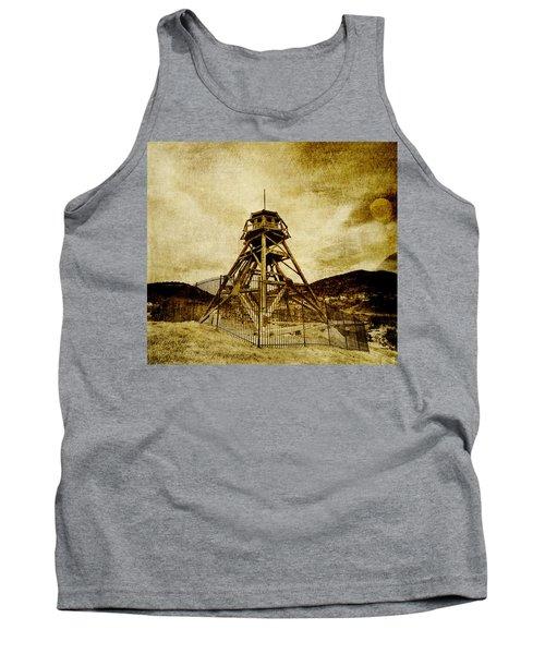 Helena-montana-fire Tower Tank Top