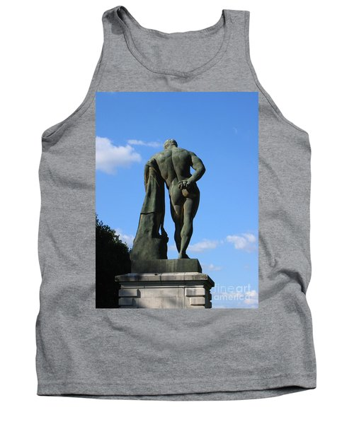 Tank Top featuring the photograph Hercules  by HEVi FineArt