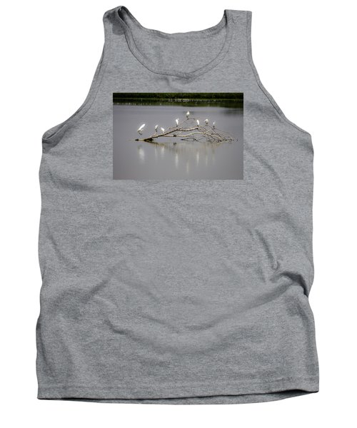 Here I Come Tank Top by Menachem Ganon