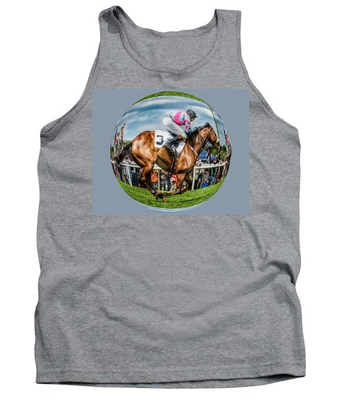 Here We Go Round In Circles Tank Top