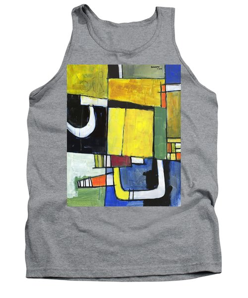 Hidden Door Tank Top