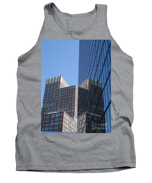 High Rise Reflection Tank Top