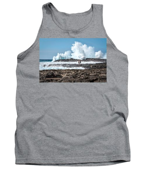 In Over Their Heads Tank Top
