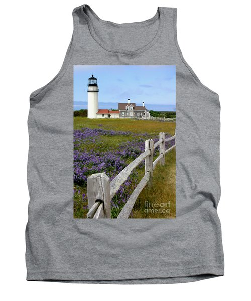 Highland Lighthouse Tank Top