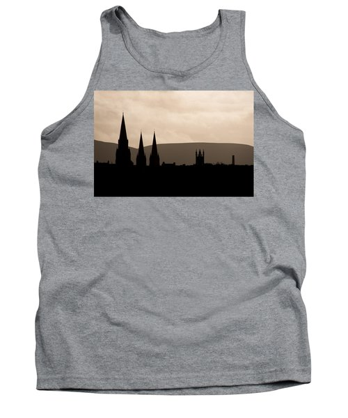Hills And Spires Tank Top