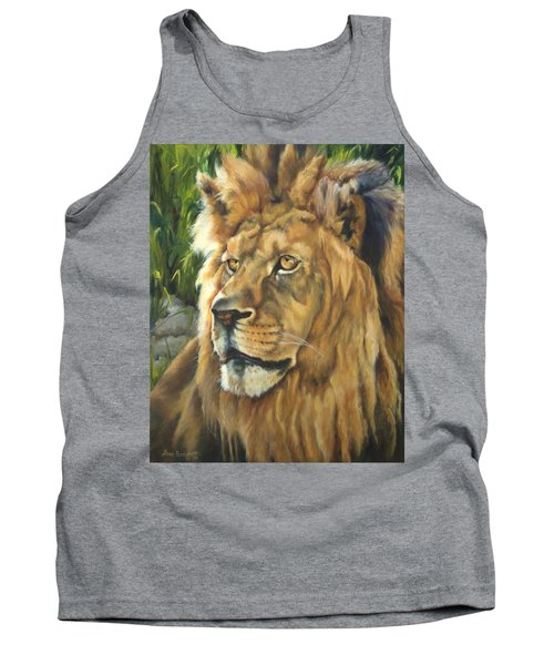 Him - Lion Tank Top