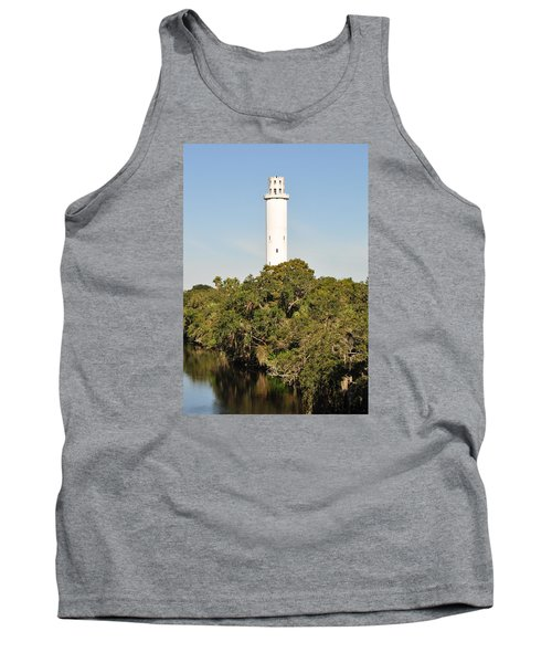 Historic Water Tower - Sulphur Springs Florida Tank Top