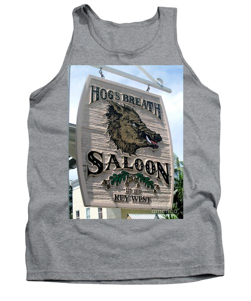 Hog's Breath Saloon Tank Top by Fiona Kennard