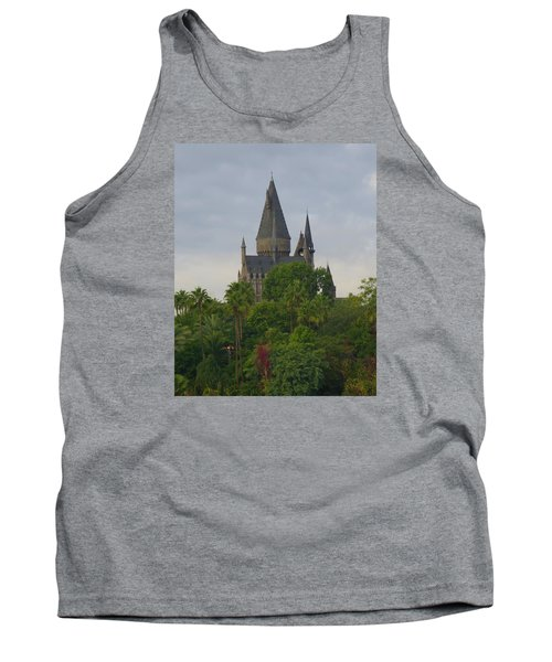 Hogwarts Castle 1 Tank Top