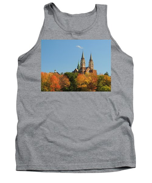 Holy Hill In Living Color Tank Top