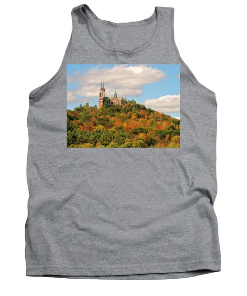 Holy Hill In Living Colors Tank Top
