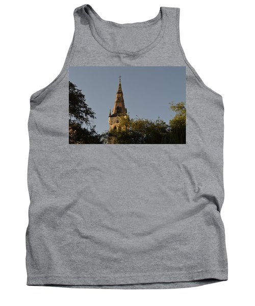 Tank Top featuring the photograph Holy Tower   by Shawn Marlow