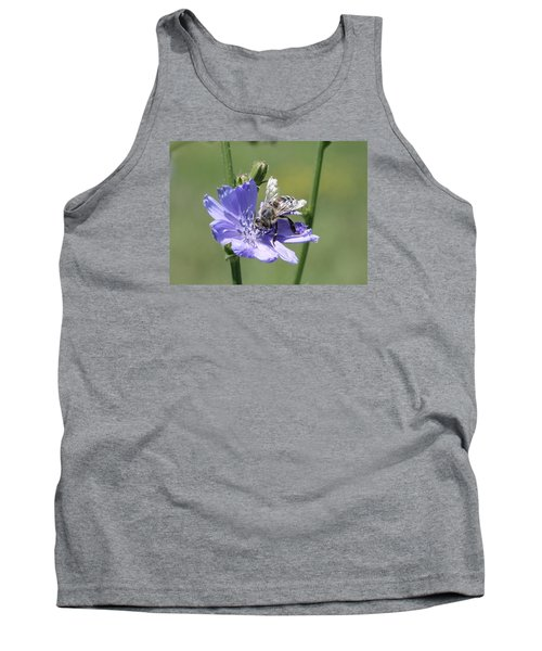 honeybee on Chickory Tank Top
