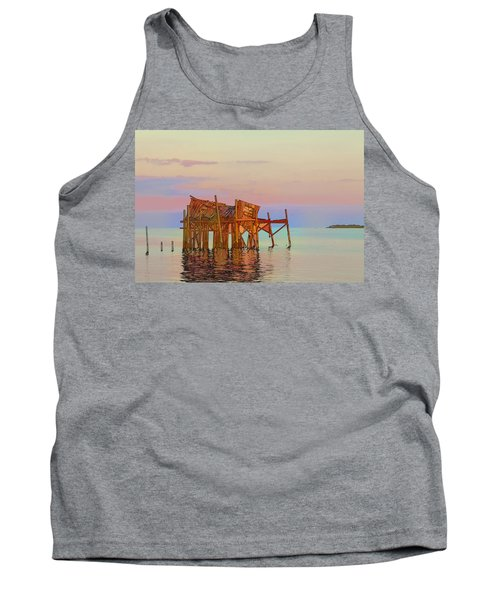 Honeymoon Cottage Tank Top