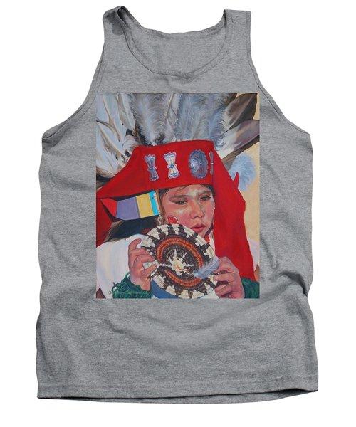 Hopi Basket Dancer Tank Top