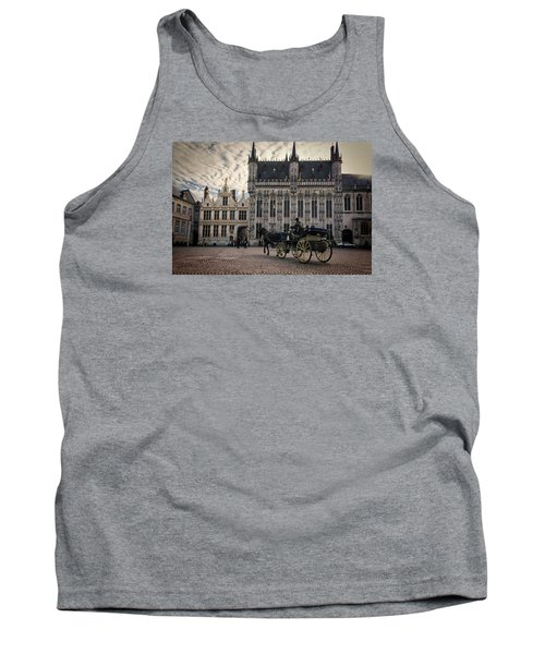Horse And Carriage Tank Top
