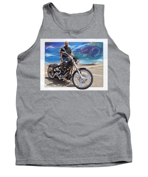 Horses Of Iron10 Tank Top