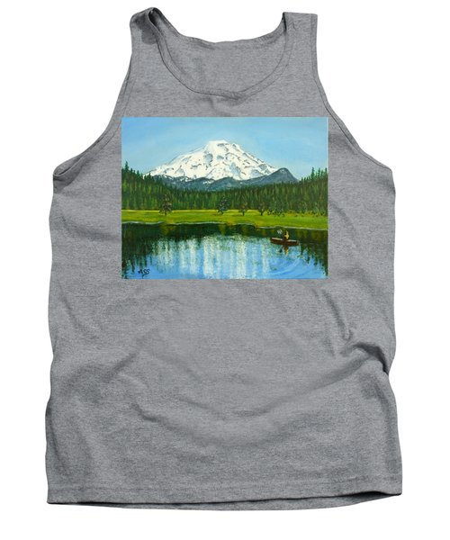 Hosmer Lake Tank Top