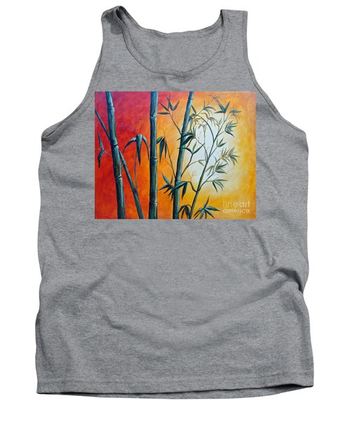 Hot Bamboo Days Tank Top