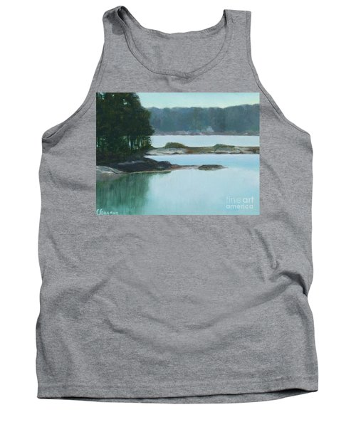 Hot Day In Rockland Me Tank Top