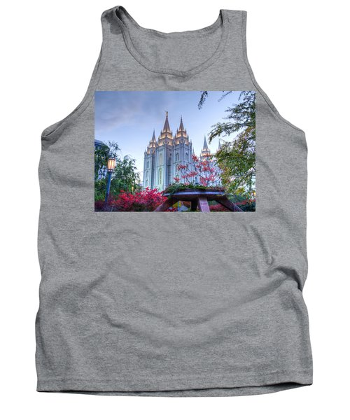 House Of The Lord Tank Top