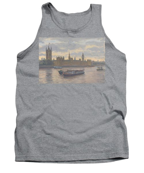 Houses Of Parliament Tank Top