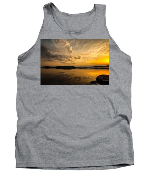 Tank Top featuring the photograph How Great Thou Art by Rose-Maries Pictures