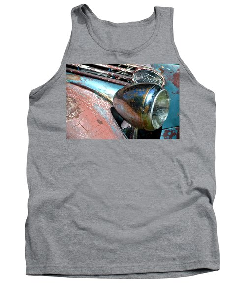 Tank Top featuring the photograph Hr-32 by Dean Ferreira