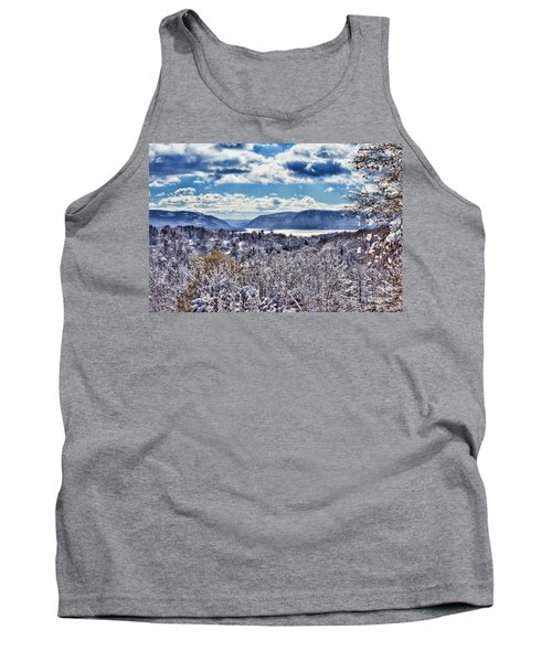 Hudson Valley First Snow Mystic Colors Tank Top
