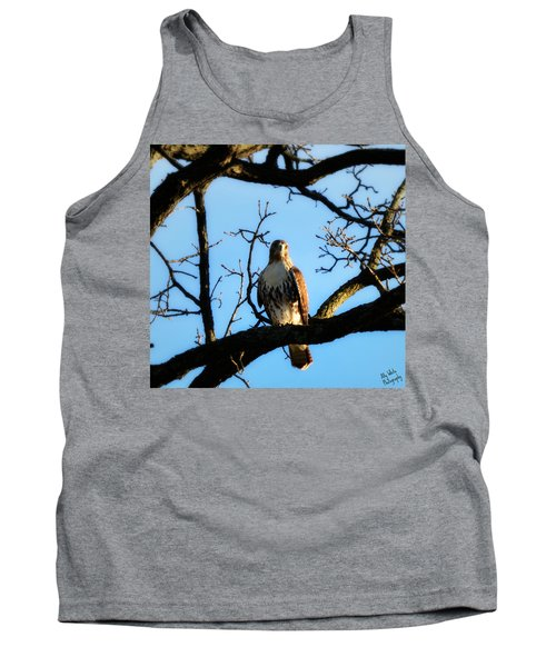 Tank Top featuring the photograph Hungry by Ally  White