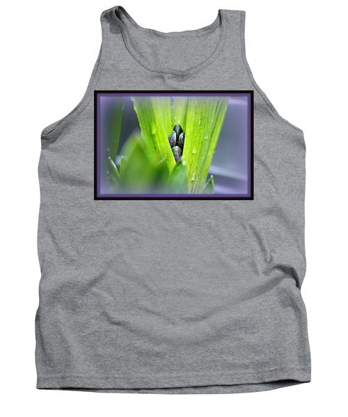 Hyacinth For Micah Tank Top