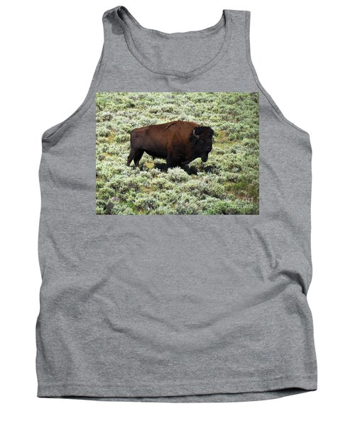I Am The King Of This Meadow Tank Top