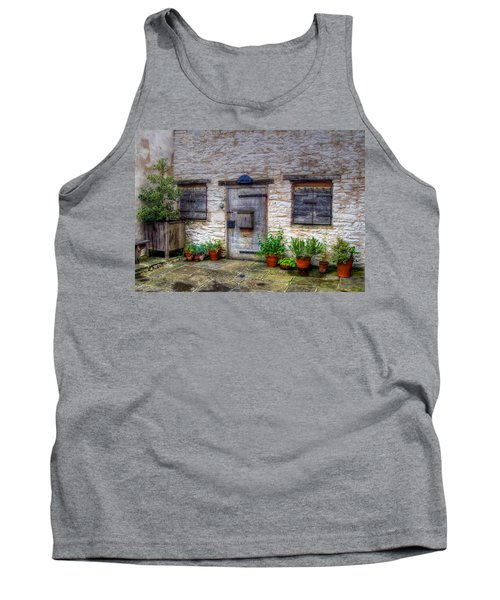 Tank Top featuring the photograph I Miss Home by Doc Braham